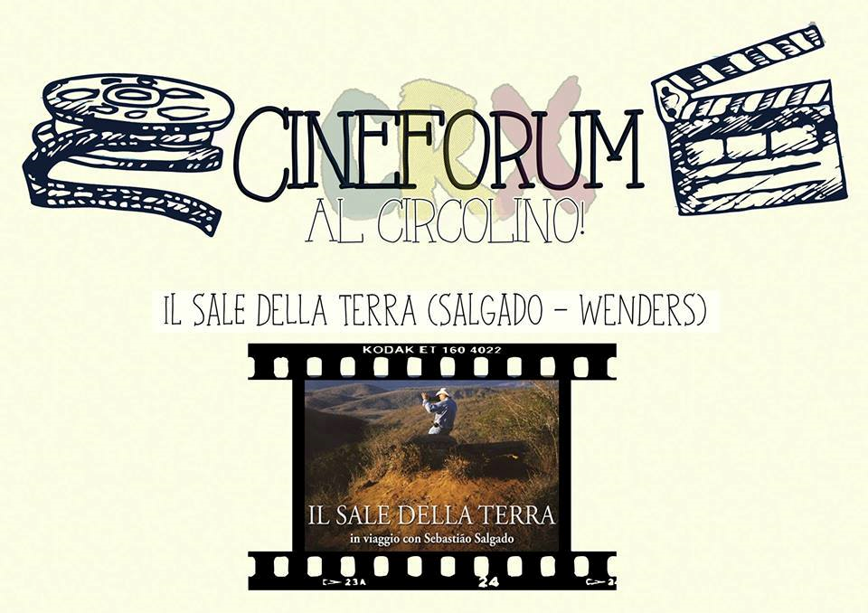 Cineforum al Circolino!