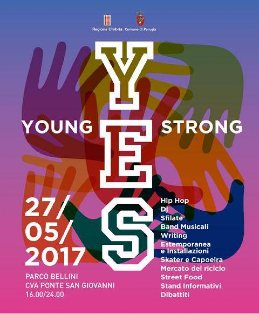 Yes - Young & Strong